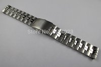 Wholesale model t male - 19mm T049417 T049407 T049410 Male models Watch Band T-CLASSIC Stainless Steel band For T049