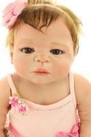 fotos de muñecas reales al por mayor-Envío gratis nuevo diseño reborn baby doll niña victoria por SHEILA MICHAEL, así que la colección verdaderamente verdadera terminó como imagen