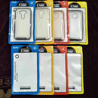 universelle zelle mobile großhandel-Handy-Paket-Kästen Plastikreißverschluss-bewegliches OPP sackt Mobiltelefon-Kasten-Reißverschluss-PVC-Geschenk-Beutel-Kleinbeutel ein