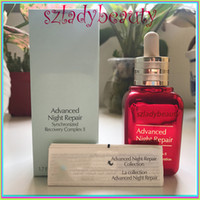 Wholesale Travel Size Lotion Bottle - New Limited Edition red and brown bottles 50ml Advanced Night Repaire Deep repaire face cream and lotion moisturizing 660254-1