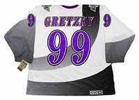 Wholesale vintage los angeles kings jerseys resale online - WAYNE GRETZKY Los Angeles Kings CCM Vintage Custom Any Name No Hockey Personalized Jerseys