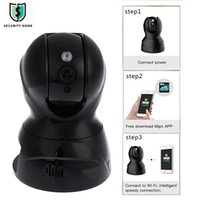 Wholesale intelligent ip - 826X 3D Intelligent Noise Reduction Night Vision Remote Control Encryption Bidirectional Language Mini 2.0MP HD Cloud IP Camera
