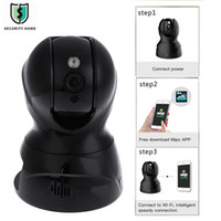 vision nocturne contrôlée à distance achat en gros de-826X 3D Intelligent Réduction du Bruit Vision Nocturne Télécommande Cryptage Bidirectionnel Langue Mini 2.0MP HD Cloud Caméra IP