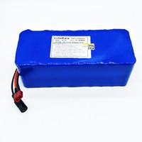 baterias eléctricas de bicicleta 36v venda por atacado-Liitokala 36 V 6ah 8ah 10 500 W 18650 bateria de lítio 36 V 8AH bicicleta elétrica com o caso de PVC