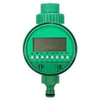 schlauch für garten großhandel-ELEKTRONISCHER LCD - BILDSCHIRM - WASSER - ZEITSCHALTER AUTOMATISCHER GARTENSCHLAUCH - BEWÄSSERUNGSSYSTEM
