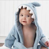 ingrosso asciugamano da bagno carattere dei capretti-20 disegni Asciugamani con cappuccio Modellatura animale Accappatoio per neonato / Cartone animato Asciugamano per bambini / Personaggio accappatoio per bambini / teli mare per neonati