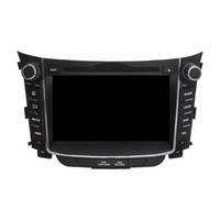 Wholesale Car Stereo Tv Hyundai - Octa core 7inch Andriod 6.0 4GB RAM Car DVD player for HYUNDAI I30 2011-2014 with GPS,Steering Wheel Control,Bluetooth,Radio