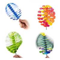 офис стресс игрушки оптовых-Леденец снятие стресса игрушка офис декомпрессии игрушка леденец Фибоначчи последовательность творческий Ро-леденец детские игрушки 6 цветов C5236