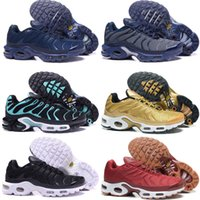 Wholesale Size 14 Flat Shoes Women - 14 Colors Wholesale High Quality Hot Sale TN Men's Running Sport Footwear Sneakers Trainers Shoes size 7-12