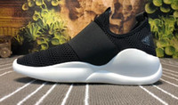 Wholesale loom rubbers online - Looms with one foot pedal Training Sneakers boots Low help lazy people with one foot pedal board Trainers Runner Casual Sports Running Shoes