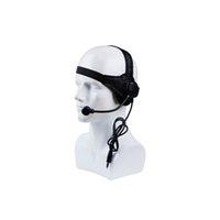 headsets airsoft großhandel-Tacitcal Gang Paintball Schießen Ausrüstung Im Freien Tactical Kopfhörer Airsoft Schießen Kampf Taktische Kopfhörer