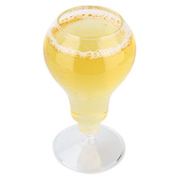 Wholesale wholesale form china - Fashion Bulb Shape Wine Glasses Retro High Borosilicate Glass Goblet Household Clear Beer Cup For Party Creative 16tr B