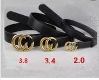 Wholesale Hot News Women - 2017 news designer belts men high quality luxury leather belt women hot Buckle ceinture homme mens belts luxury with box
