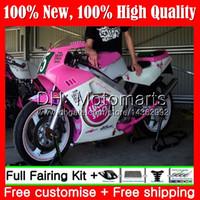 Wholesale Fairing Bodywork Lucky Pink For SUZUKI RGV250 VJ22 MT2 RGV VJ RGV