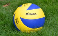 Wholesale volleyball size ball for sale - Hot selling MIKASA MVA200 volleyball Professional Indoor volleyball ball Olympic Games official Match training volleyball size