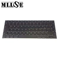 teclado genuino al por mayor-MLLSE Genuine A1534 1534 Keyboard UK para MacBook Retina 12
