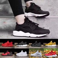 Wholesale eur size 46 - Classical Huaraches Ultra breathable running shoes for men and women Huarache shoes Athletic Sport Sneakers Eur Size 36-46