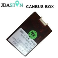 Wholesale toyota canbus - JDASTON CANBUS BOX For Our Volkswagen VW BENZ BMW AUDI Toyota HONDA Peugeot Skoda Ford Hyundai etc. GPS