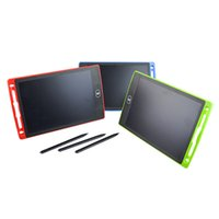 Wholesale Drawing Tablet Toys - 8.5 inch LCD Writing Tablet Drawing Board Blackboard Handwriting Pads Gift for Kids Paperless Notepad Whiteboard Memo With Upgraded Pen