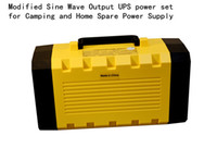 ingrosso batteria di emergenza al litio-Alimentatore di emergenza a batteria al litio ricaricabile 12V 35ah 388wh Backup UPS in Cina con caricabatterie di riserva
