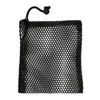 naylon çanta taşımak toptan satış-1 Adet Naylon Örgü Ağları Çantası Golf Masa Tenisi Topu Depolama Kılıfı Taşıma Tutucu 3 Boyutları