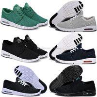 buy online b2015 6fe94 Nouveau 2018 SB Stefan Janoski Maxes Chaussures Chaussures de Course Pour  Femmes Hommes, Haute Qualité Athlétique Sport Baskets Sneakers Chaussures  2018es ...