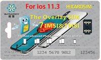 Wholesale X Carrier - R-sim12 Heicard especially unlock Korea Bestbuy wal-mart simple mobile virtual carrier iPhone SE X 8 ios11.3 sprint GPPLTE pro3 SKT KT LGU+