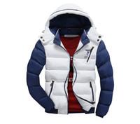 chaqueta de moda asiática de los hombres al por mayor-Los hombres de moda capas de las chaquetas de otoño Negro casual de invierno de la chaqueta de los hombres 2017 nueva marca de ropa tamaño asiático M-4XL