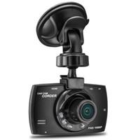 diseños de monitores al por mayor-Súper pequeño volumen G30 Coche DVR Micrófono incorporado HD 1080P Lente gran angular Diseño perfecto de combinación de lentes Carga incorporada