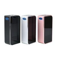 ingrosso touch box mod-Sigelei T150 TC Box MOD e sigaretta 150W box mod Vape Fashion Touch screen control Supporto Dual 18650 Batteria