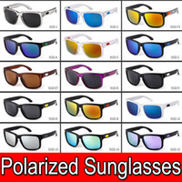 солнцезащитные очки оптовых-Популярный дизайнер поляризованные солнцезащитные очки для мужчин и женщин открытый спорт велоспорт вождения солнцезащитные очки Солнцезащитные очки для лета