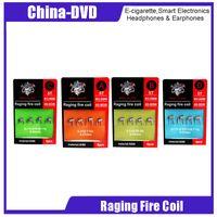 e sigara modu yeniden oluşturulabilir toptan satış-Orijinal Demon Killer Raging Yangın Bobin Ni80 Bobin Telleri Rebuildable DIY Elektronik Sigara RDTA RBA Bankası fit E-Sigara Kutusu Mod 4 Türleri