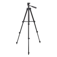 Wholesale professional camcorder tripods resale online - Professional Portable Digital Camera Camcorder Tripod Lightweight Aluminum Stand for Canon Nikon Sony ET