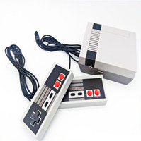 Wholesale pal tv - Classic Mini TV Video Games for NES 620, with Retail Box, Hot Sale PAL&NTSC Dual Gamepad, Free DHL