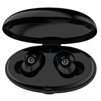 banco de energia 3d venda por atacado-WA02 Negócio Fones De Ouvido Bluetooth Sem Fio 3D Stereo Hifi Fones De Ouvido Fone De Ouvido e Banco De Potência Com Microfone Chamadas Gratuitas