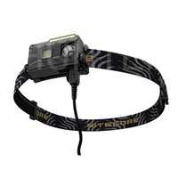 Official Nitecore UK Dealer Nitecore NU25 Rechargeable Triple Output Head Torch