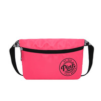 Wholesale refrigerator covers - Waist Belt Bag Fashion Beach Travel Waterproof Handbags Purses Outdoor Small Cosmetic Pack Casual Phone Pocket Purse Top Quality 14ch Z