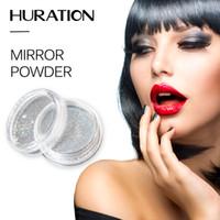 ingrosso fate di acrilico-Hutation Glitter Nail Gel in polvere Fairy Chrome Pigment Chrome Mermaid Glitter Effetto metallizzato Nail Acrylic Powder Mirror Art