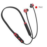 Wholesale extra power - Wireless Earphones Sport Magnetic Extra Power Earbuds For Phone wireless earhods In ear Bluetooth Headphones For iphone X Samsung S9 Plus