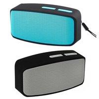 tragbares drahtloses usb-kabel großhandel-11.11 Neue tragbare drahtlose Bluetooth-Stereo-FM-Lautsprecher für Smartphone Tablet Laptop USB-Ladekabel PRomotion