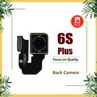 kamera flaş kablosu toptan satış-Arka Arka Kamera iPhone 6 S Artı Flaş Kamera Şerit Lens Için Flex Kablo Yedek Yedek Parçalar Kameralar Modülü Bölüm Için iPhone 6SP