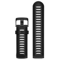 Wholesale Clasp Kits - Wholesale- YCYS-For Garmin Fenix 3 HR Soft Silicone Strap Replacement Wrist Watch Band+Tool Kits Black