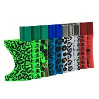Wholesale unique place - Colorful Lighter Shape Skull Plastic Easy To Carry Clean High Quality Smoking Pipe Tube Unique Design Hot Sale Can Be Placed Lighter