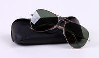 защита приводов оптовых-2018 новых Высокое качество дизайнер Мода мужчин вождения Солнцезащитные очки 100% УФ-защиты gafas Сплав солнцезащитные очки Очки Очки для мужчин
