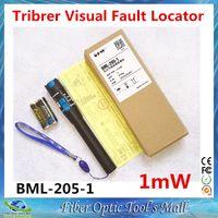1mw lasers venda por atacado-Alta Qualidade Visual Localizador de Falhas 1 mW Detector SC / ST / Cabo FC Laser Tester De Fibra Óptica