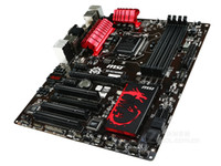 cpu yonga seti toptan satış-MSI Z87-G43 OYUN Masaüstü Anakart Intel Z87 için Yonga Seti LGA 1150 / Soket H3 DDR3 SATA III Systemboard i3 i5 i7 CPU için 32 Gb