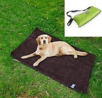 Wholesale toys ramps for sale - Cats Dogs Bed Mat Outdoor Picnic Mats Waterproof Warm Pet Bed Blanket Multifunctional Folding Portable Pet Blankets