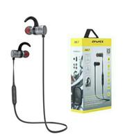Wholesale Cordless Headsets - AWEI AK7 Wireless Headphone Bluetooth Earphone Sport Headset Cordless Earpiece Headphone