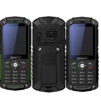 двойные sim-телефоны ударопрочные водонепроницаемые оптовых-2.4 дюймов M8 водонепроницаемый телефон 1700 мАч батареи Dual Sim Двойной стабильный GSM телефон с фонариком противоударный пылезащитный Rungee m8 новый Arrivel телефон