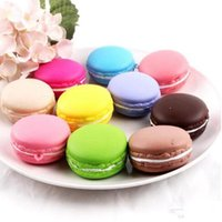 Wholesale phone dessert for sale - Group buy Kawaii Soft Dessert Macaron Squishy Cell phone Slow Rising Charms Squishy Macaron Dessert Cake Cute Charms Cream Bread Scented hot sell